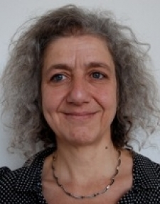 Aline Diouf, Leitung Soziokultur
