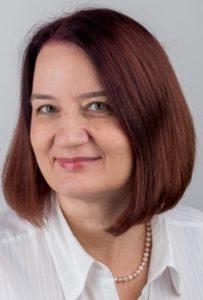 Gabriela Berger, Leitung Administration und Vermietung